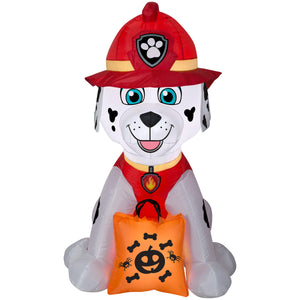 Gemmy Paw Patrol Marshall Halloween Inflatable
