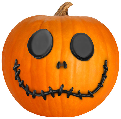 Disney's Jack Skellington Pumpkin Push-In Kit Halloween Prop