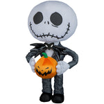 Load image into Gallery viewer, Gemmy Halloween Greeter Jack Skellington-Disney