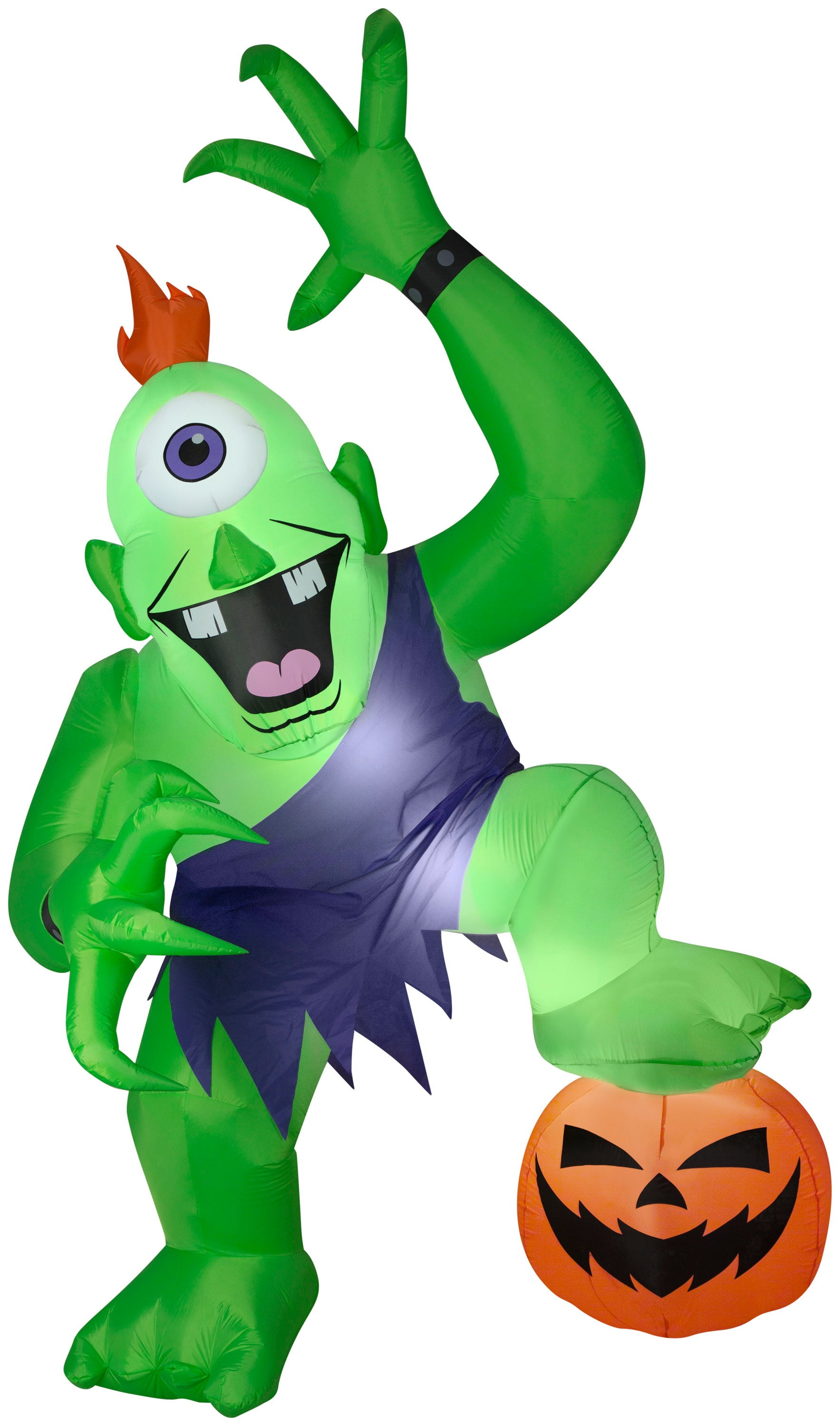 10' Airblown Ogre Giant Halloween Inflatable