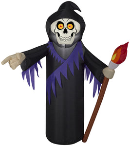 3.5' Airblown Reaper Halloween Inflatable