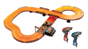 1:43 Hot Wheels Slot Track Set - 12.4 ft (battery operated)
