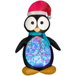 Load image into Gallery viewer, Gemmy Industries 87752 Kaleidoscope Penguin