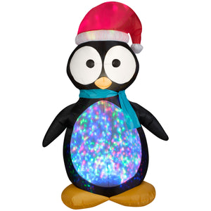 Gemmy Industries 87752 Kaleidoscope Penguin