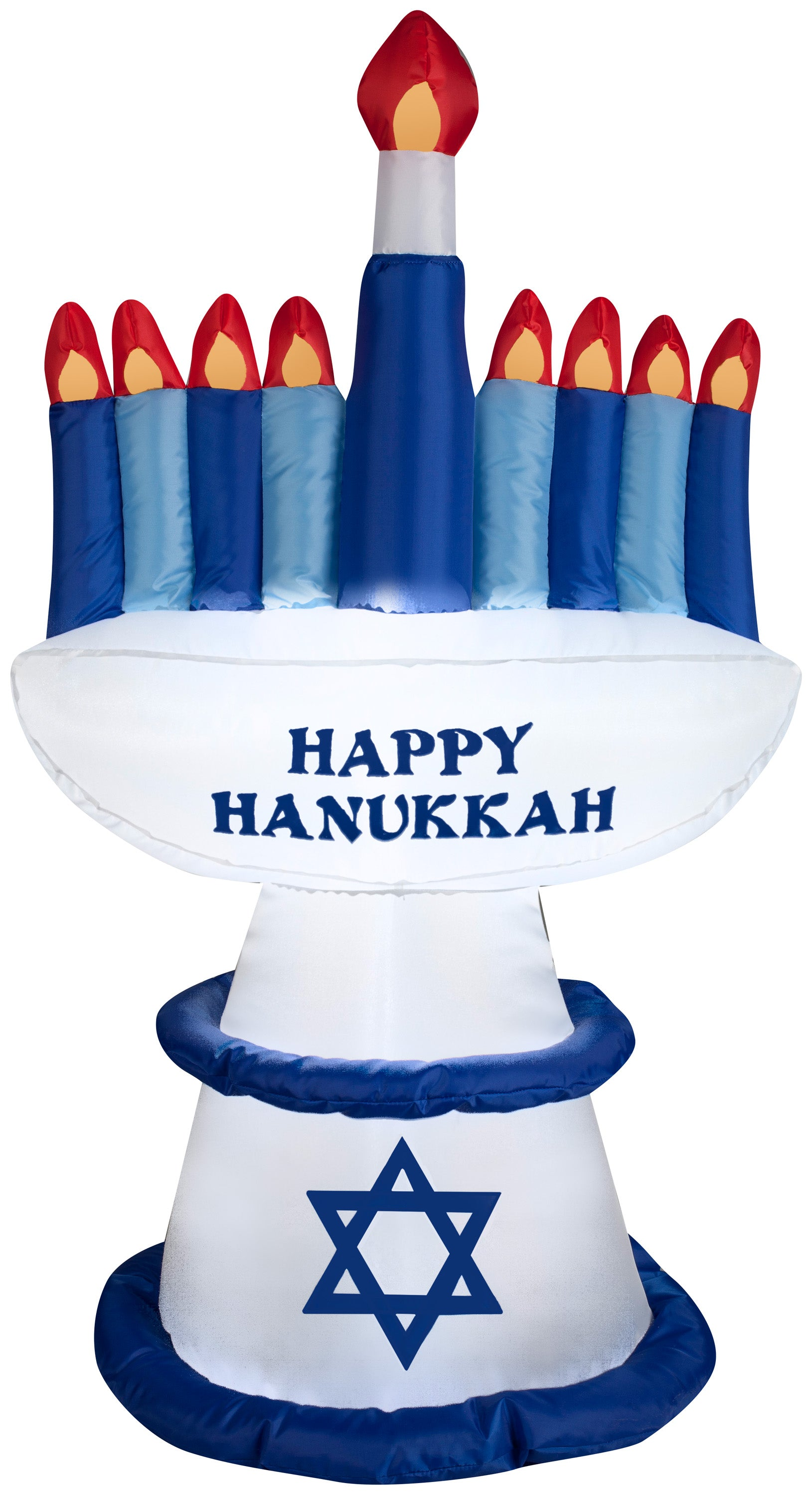 3.5' Airblown Outdoor Menorah Inflatable