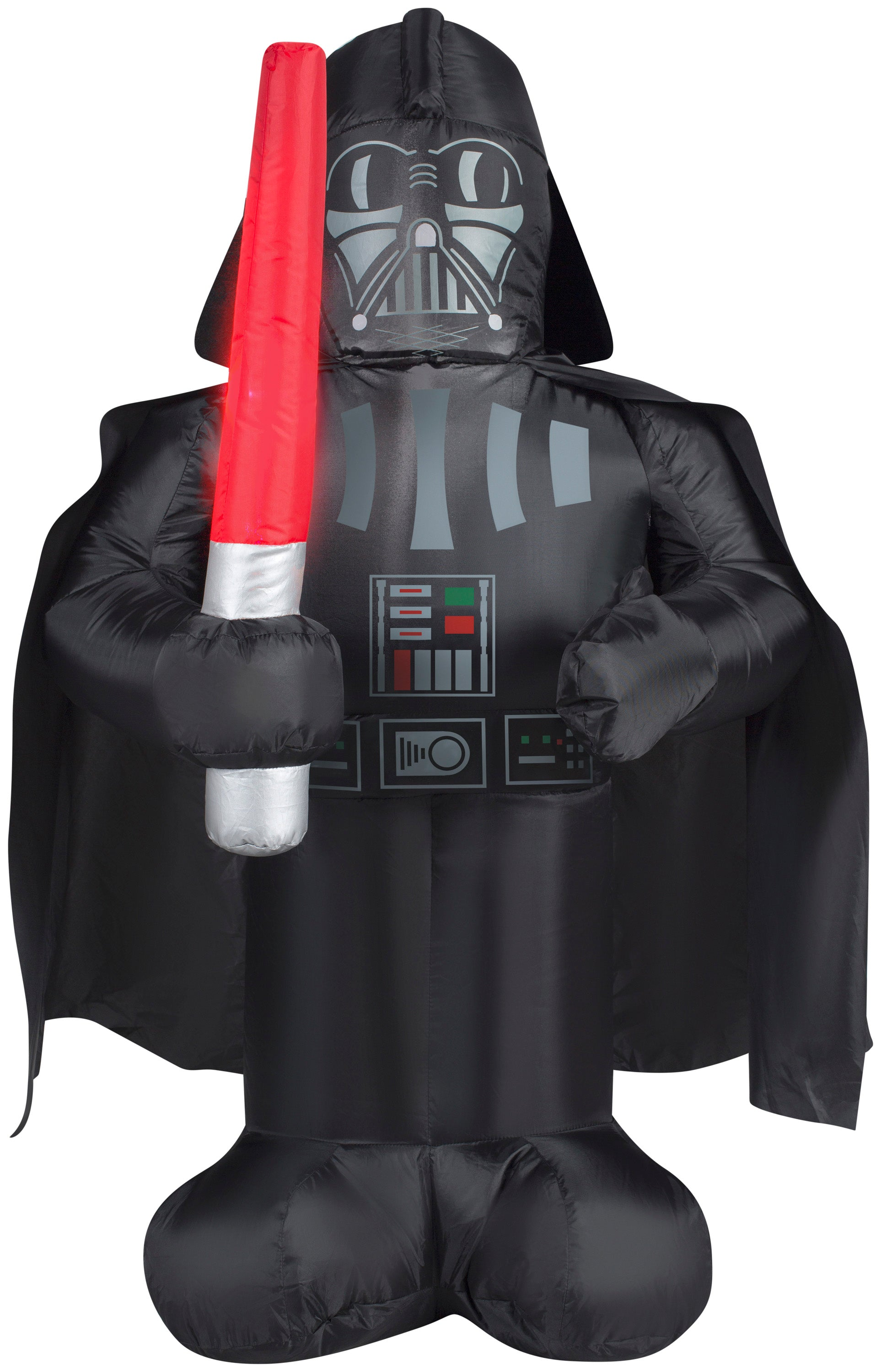 3.5' Airblown Darth Vader Star Wars Christmas Inflatable