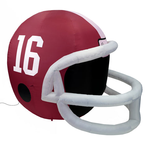 4' NCAA Alabama Inflatable Football Helmet