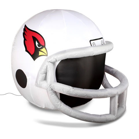 4' NFL Arizona Cardinals Team Inflatable Football Helmet