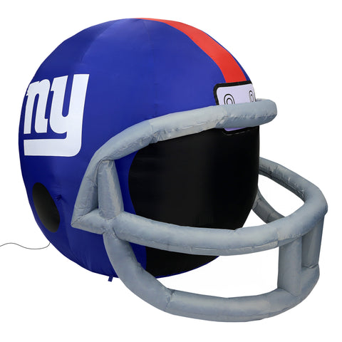 4' NFL New York Giants Team Inflatable Football Helmet