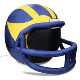 4' NCAA Michigan Team Inflatable Football Helmet