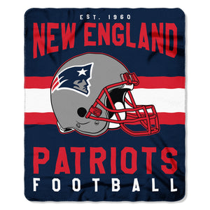 The Northwest Company New England Patriots Fleece Throw