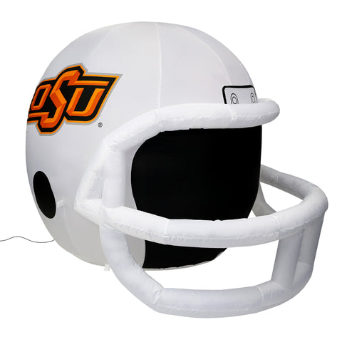 4' Oklahoma State Cowboys Team Inflatable Football Helmet