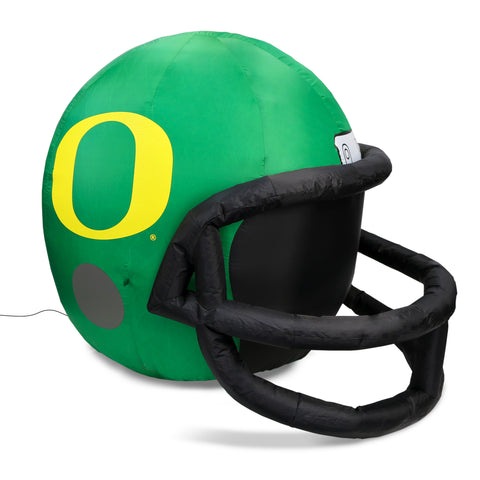 4' Oregon Ducks Team Inflatable Football Helmet