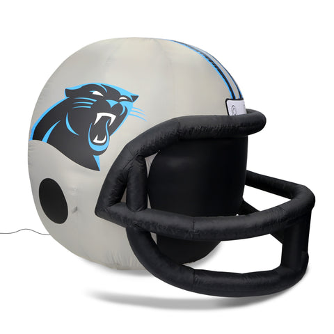 4' NFL Carolina Panthers Team Inflatable Football Helmet