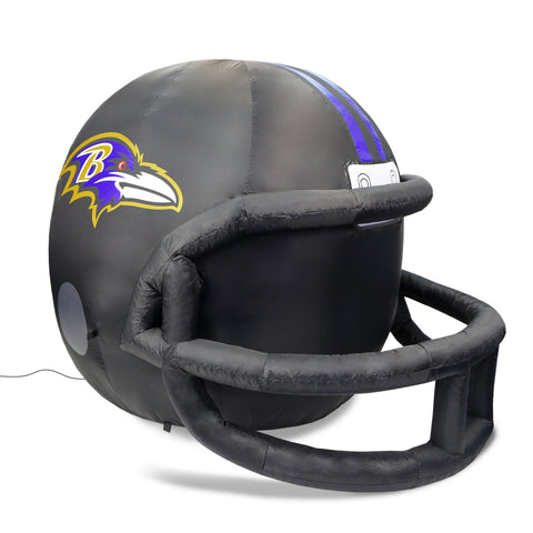 4' NFL Baltimore Ravens Team Inflatable Football Helmet