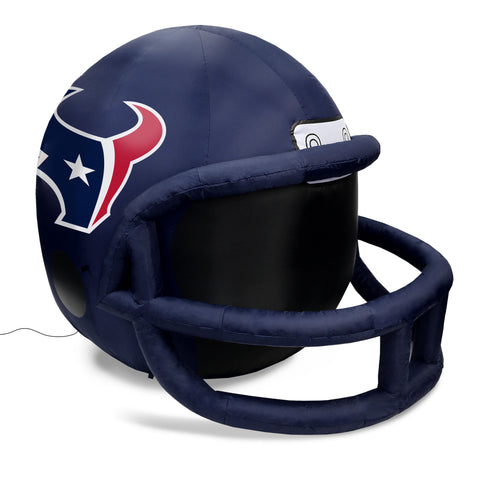 4' NFL Houston Texans Team Inflatable Football Helmet