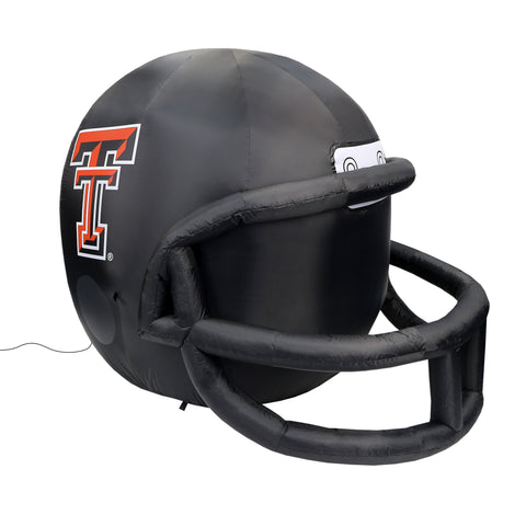 4' NCAA Texas Tech Team Inflatable Football Helmet