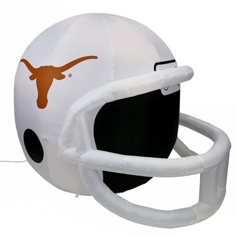 4' Texas Longhorns Team Inflatable Football Helmet
