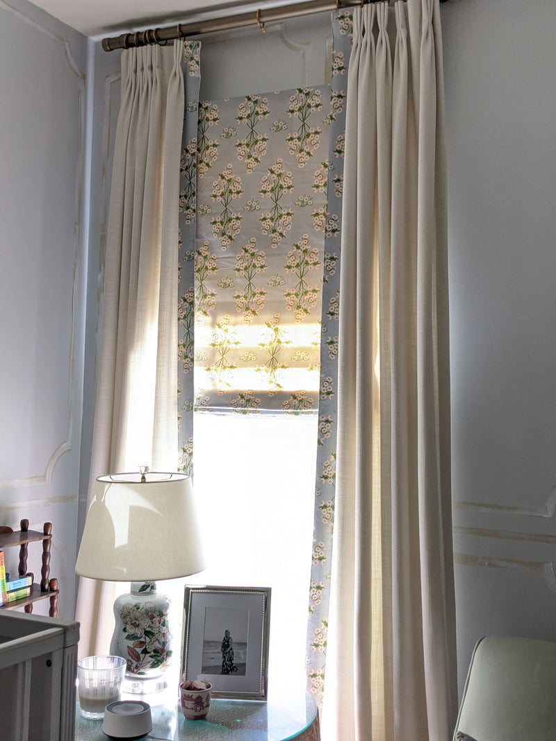 Drapery Panels // quick ship drapes // linen drapes // custom