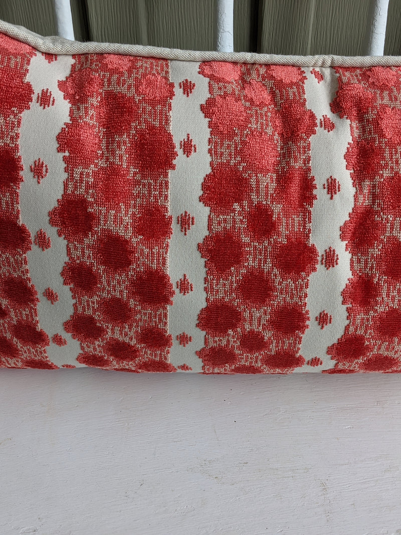 ready to ship // soskin // poppy velvet // duralee // bright decor