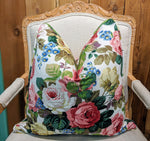 ready to ship // sanderson chelsea // chintz // floral