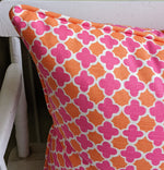 ready to ship // pink and orange // lester lanin