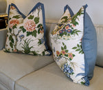 ready to ship //anshun by Schumacher // chintz // chinoiserie floral