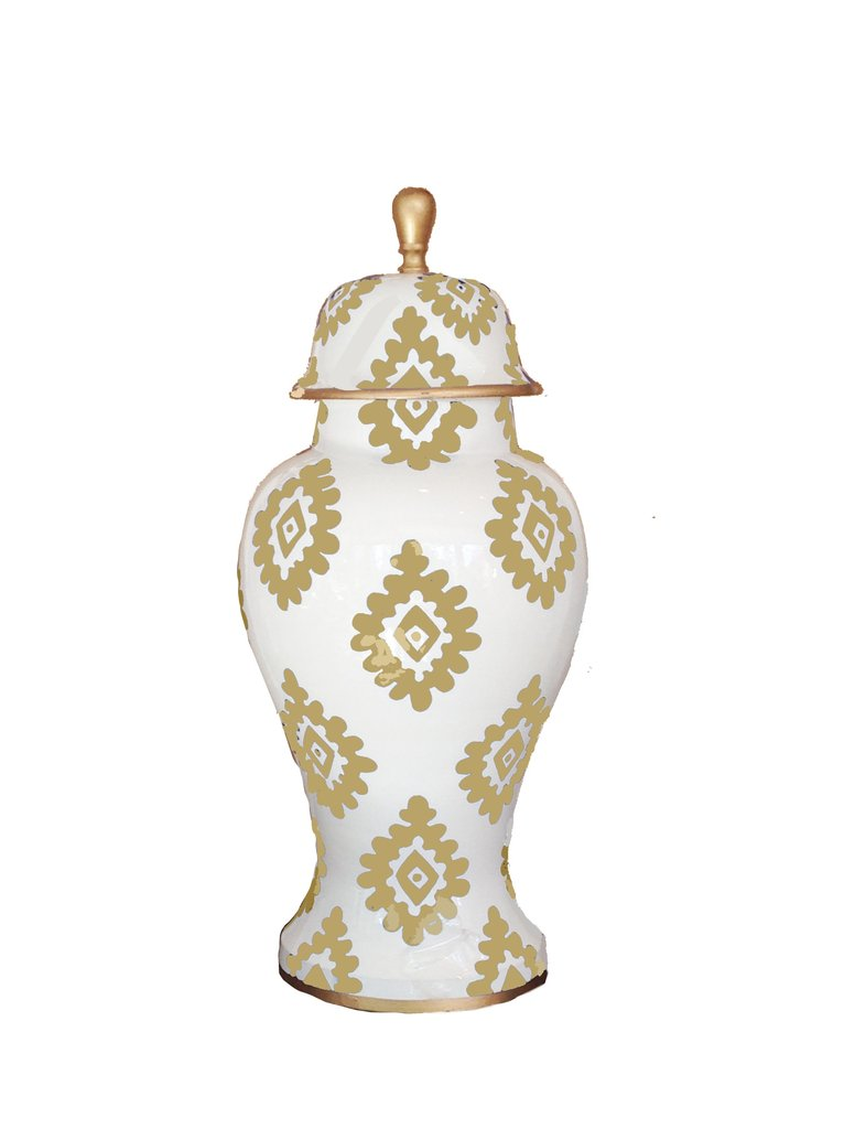 Dana Gibson Medium Ginger Jar