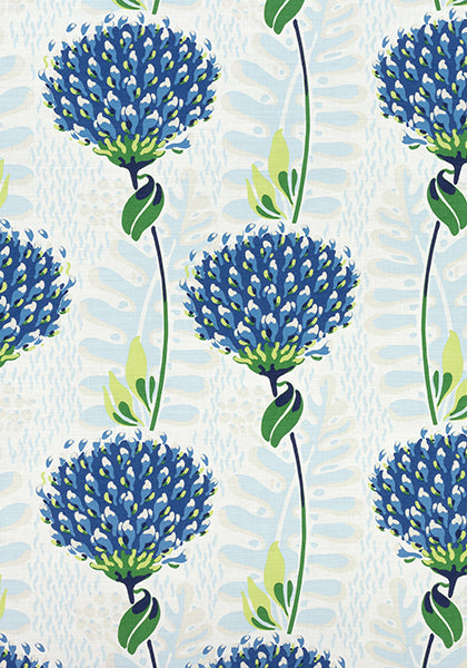 Tiverton by Thibaut - Front only with welt