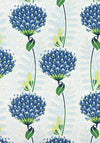 tiverton by thibaut // floral // blue and white