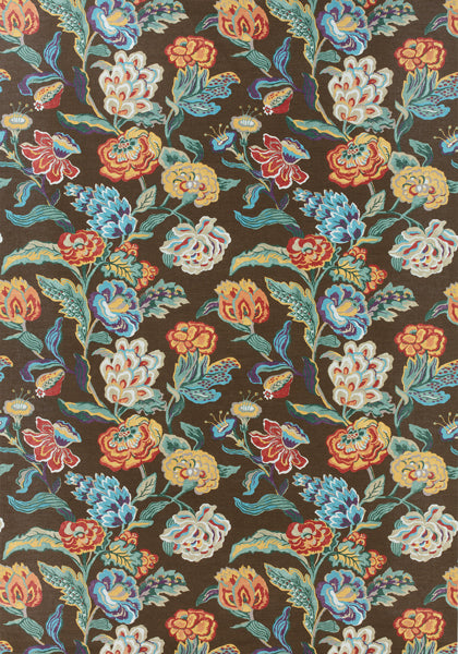 thibaut navesink // floral fabric // designer fabric