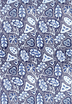 cochin by thibaut // paisley and floral fabirc