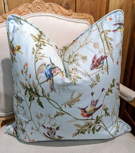 ready to ship // cole & sons hummingbirds // chintz // limited