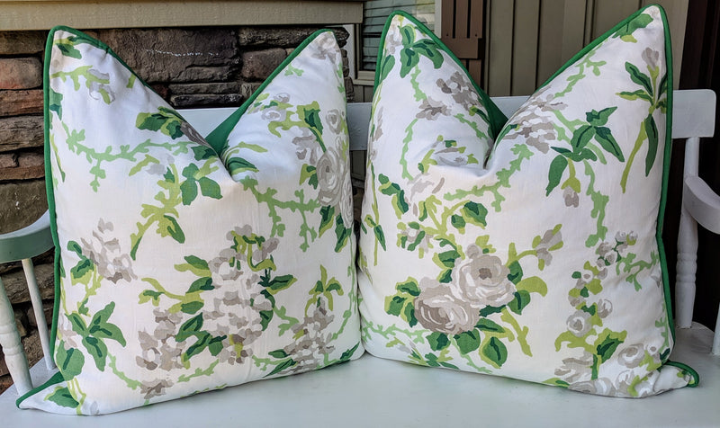 ready to ship // Chintz // Dana Gibson // chinoiserie // floral