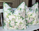 Chintz // Dana Gibson // chinoiserie // floral // canton jars