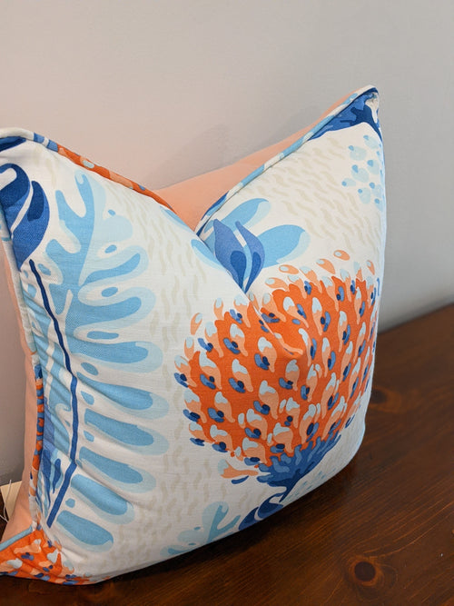 ready to ship // tiverton by thibaut in coral