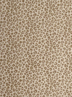 twenty one hundred leopard // cheetah print // linen