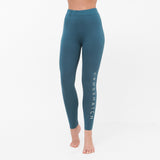 Ladies Adeline Leggings Xs / Indian Teal