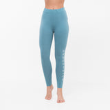 Ladies Anastasia Leggings Xs / Blue Stone