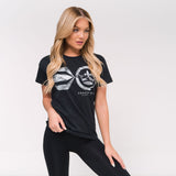 Ladies Annabelle T-Shirt Xs / Black Beauty T-Shirts