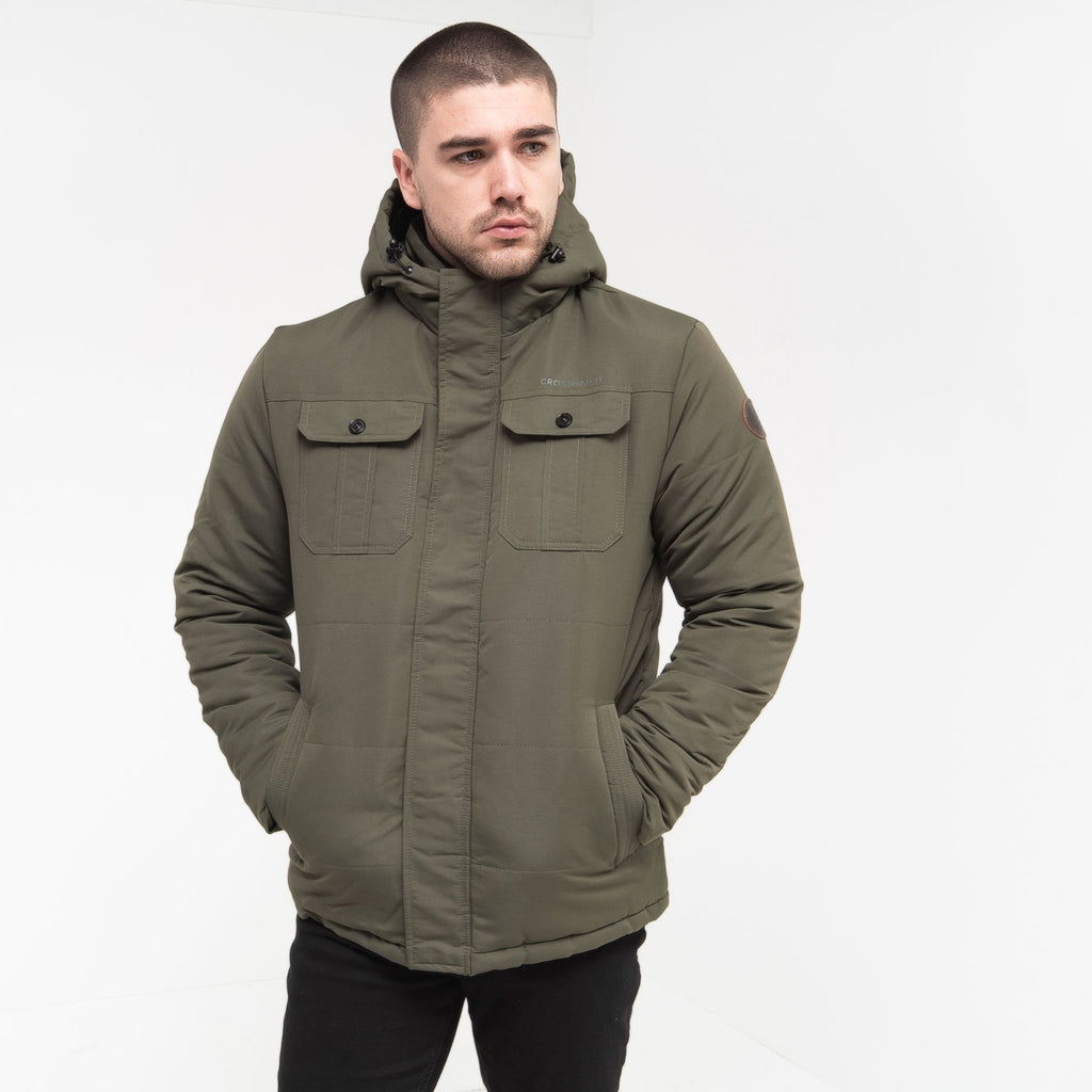 Beekham Parka M / Forest Night Outerwear