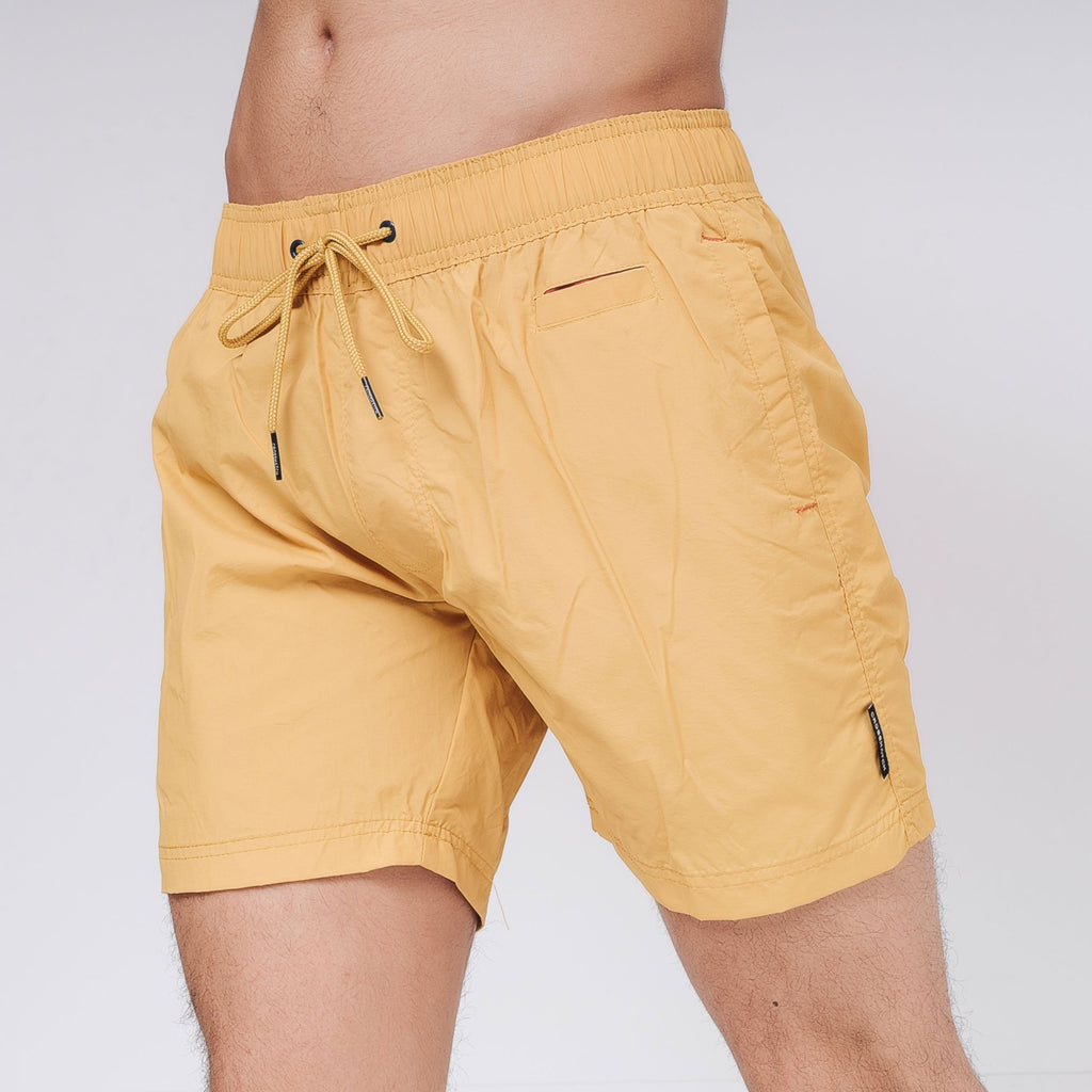 Botones Swim Shorts S / Amber Gold