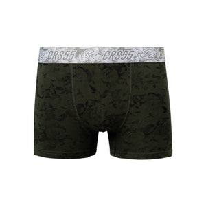 Goris Boxers 3pk Black/Green