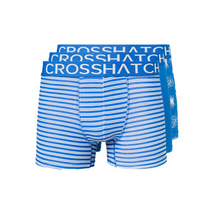 Hovland Boxers 3pk Directoire Blue