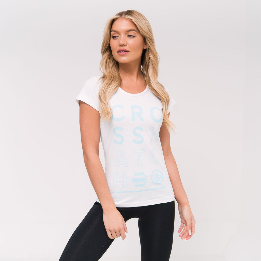 Ladies Brianna T-Shirt Xs / White T-Shirts
