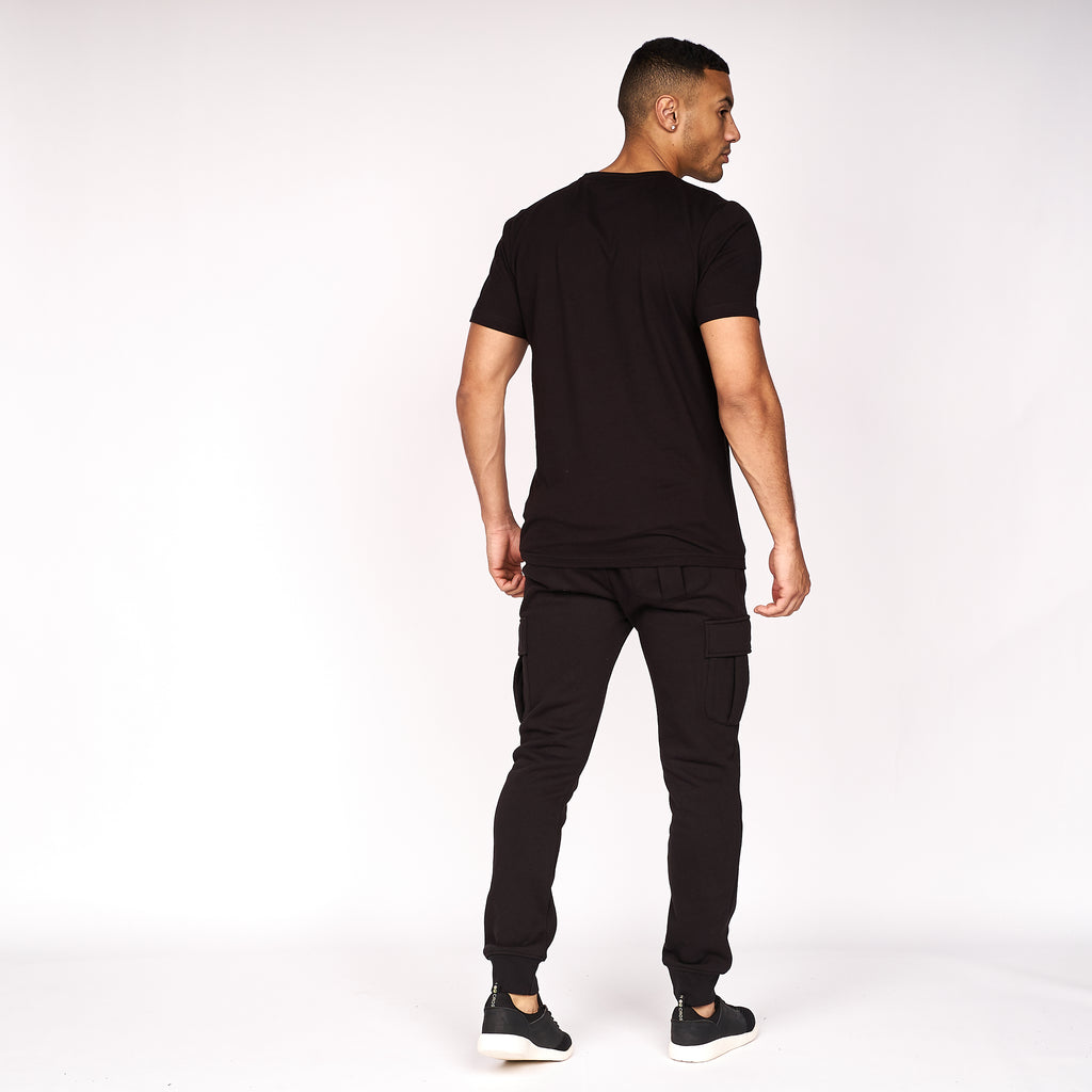 Basetee T-Shirt Black