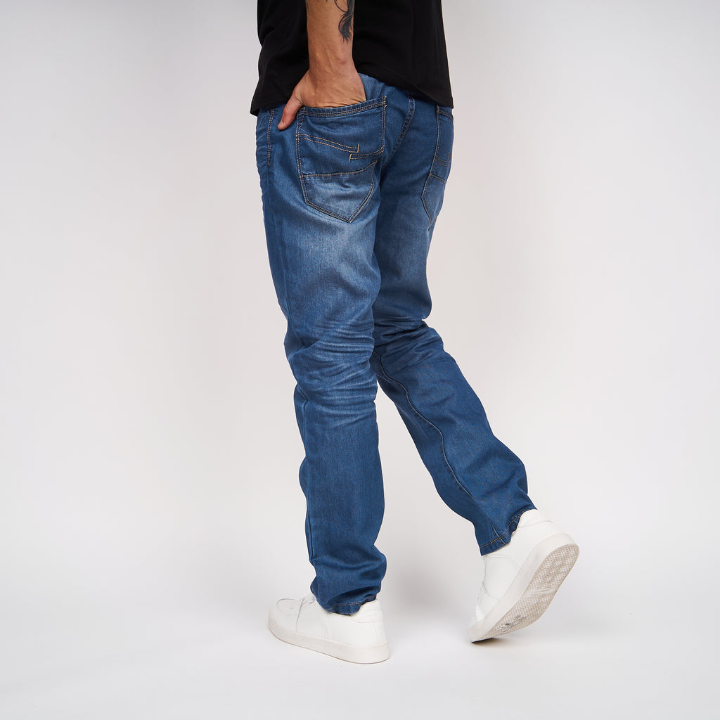 New Farrow Jeans Stone Wash