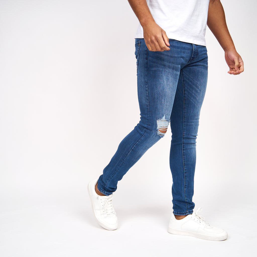 Flintorn Jeans Dark Wash