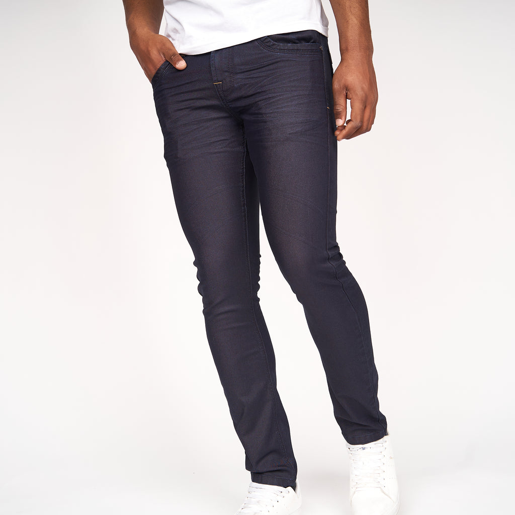 New Menzo Jeans Rinse Wash