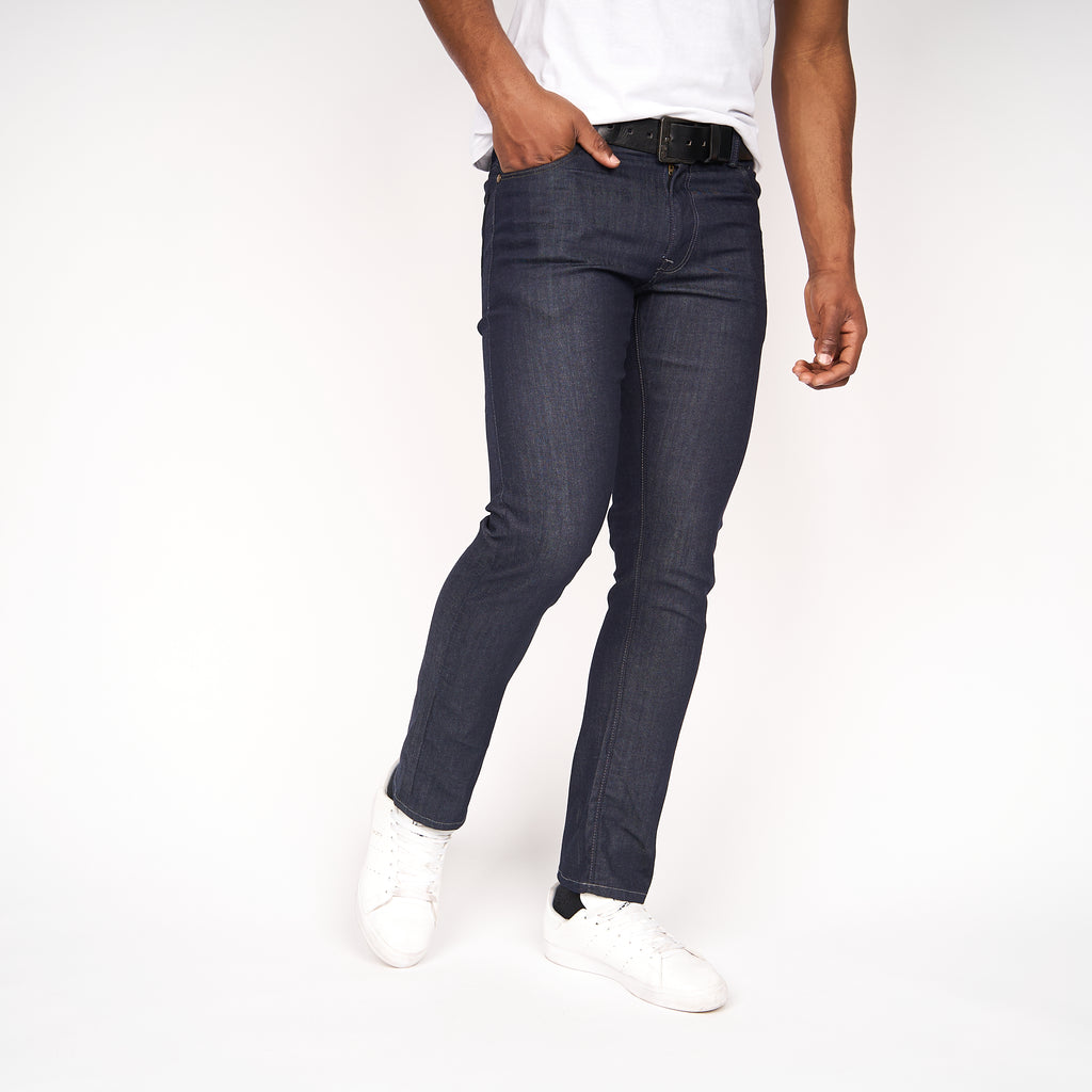 Cadman Straight Jeans Raw Wash